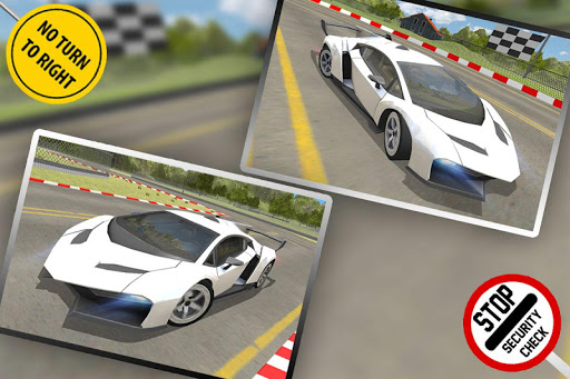 Offroad Car Drifting 3D: Car Drifting Games screenshot