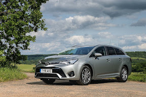 Avensis - made for the fleet sector