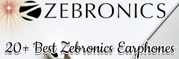 Top 10+ Zebronics Earphones with Mic and Volume Control