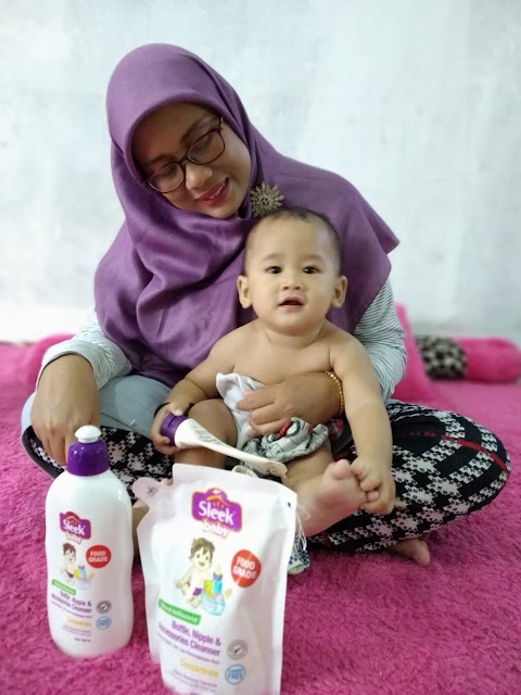 Saat Harus Menjadi Mama Eping, Tetap Semangat Memberikan ASI sebagai Perlindungan pada Si Kecil