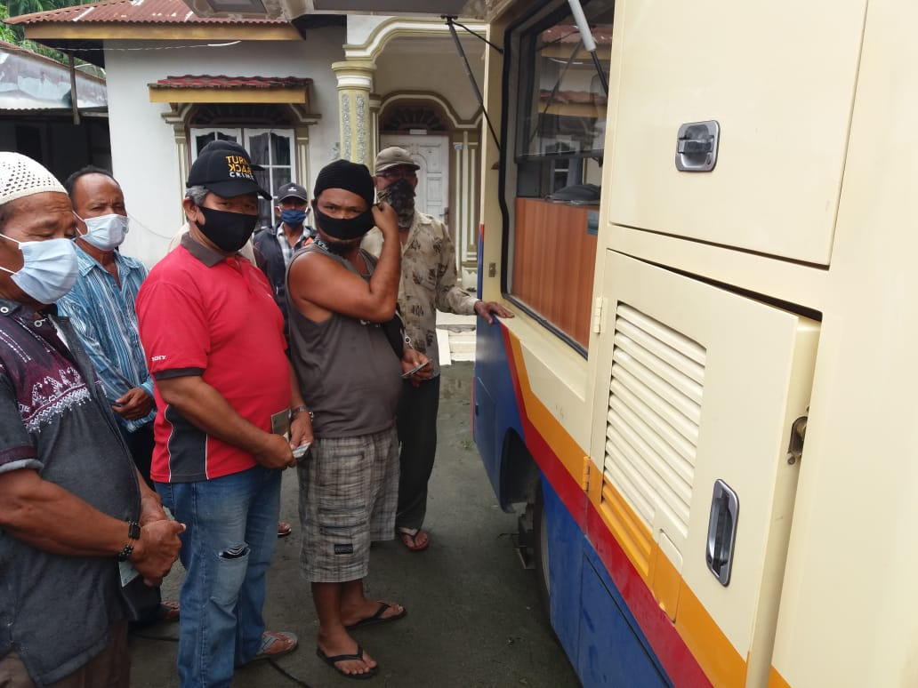Pelayanan SIM di Satpas Polres Batu Bara terapkan protokol kesehatan
