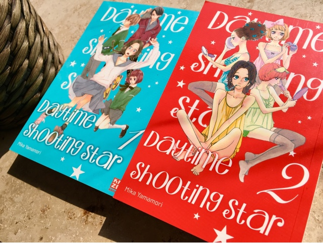 Rezension/Review zum Manga Daytime Shooting Star