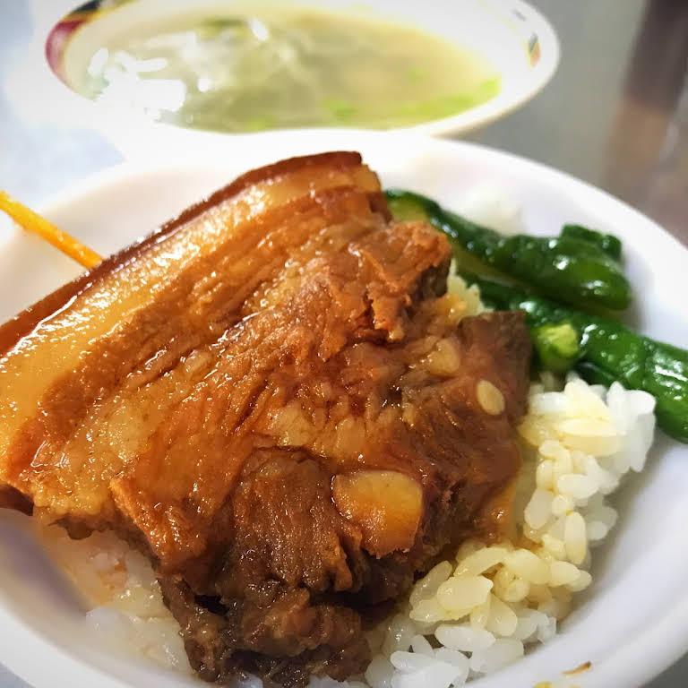謝家爌肉飯- 餐廳