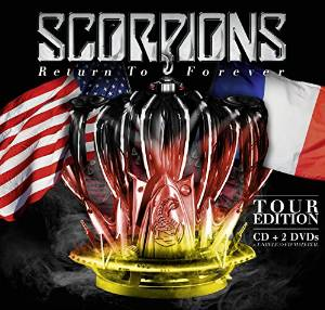 Scorpions – Return to Forever (Tour Edition)