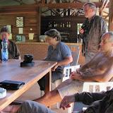 Camp Patawa (Montagne de Kaw), 16 novembre 2011. Photo : J.-P. Decroo