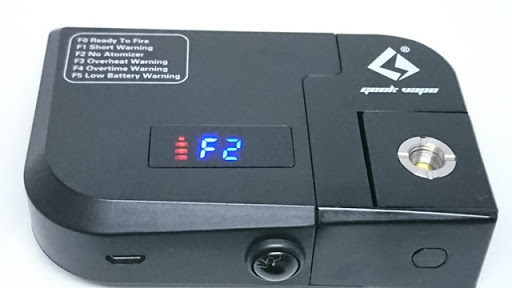 DSC 5367 thumb%255B2%255D - 【MOD】「GEEKVAPE 521 Tab Pro」(ギークベイプ521タブプロ)レビュー。521 TabがModになっちゃった!?超高速ドライバーン&オームメーターの決定版【電子タバコ/ビルド/VAPE】