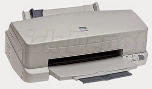 download Epson Stylus 760 printer's driver