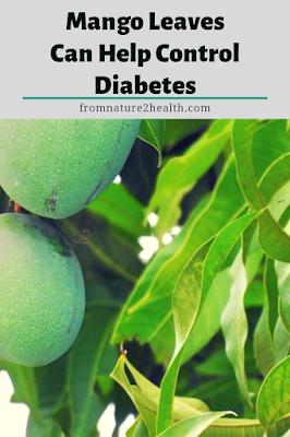 Mango, Mango Leaves, Control Diabetes, Treat Diabetes