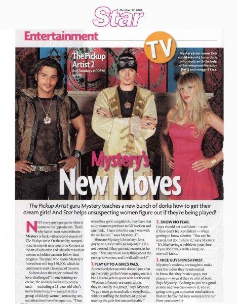 Pua 2 Star Magazine, Tara