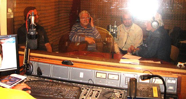 Na Radio Zelini, 19. svibnja 2011.