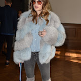 OIC - ENTSIMAGES.COM - Rosie Fortescue at the  The LFW s/s 2016: Daks - catwalk show  in London 18th September 2015 Photo Mobis Photos/OIC 0203 174 1069