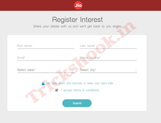 Buy a jio 4g sim card inline and get doorstep delivery free news update by jio chairman