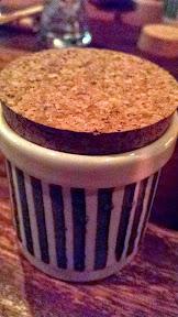 Nodoguro Pop-up Course 9: Buckwheat dessert tofu with japanese black syrup