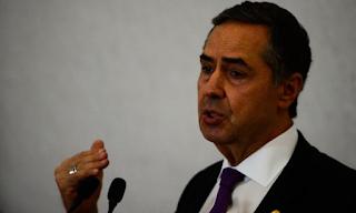 'Há um esforço de desacreditar o processo eleitoral', afirma o presidente do TSE