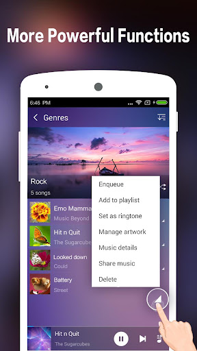Music Player for Android-Audio for PC