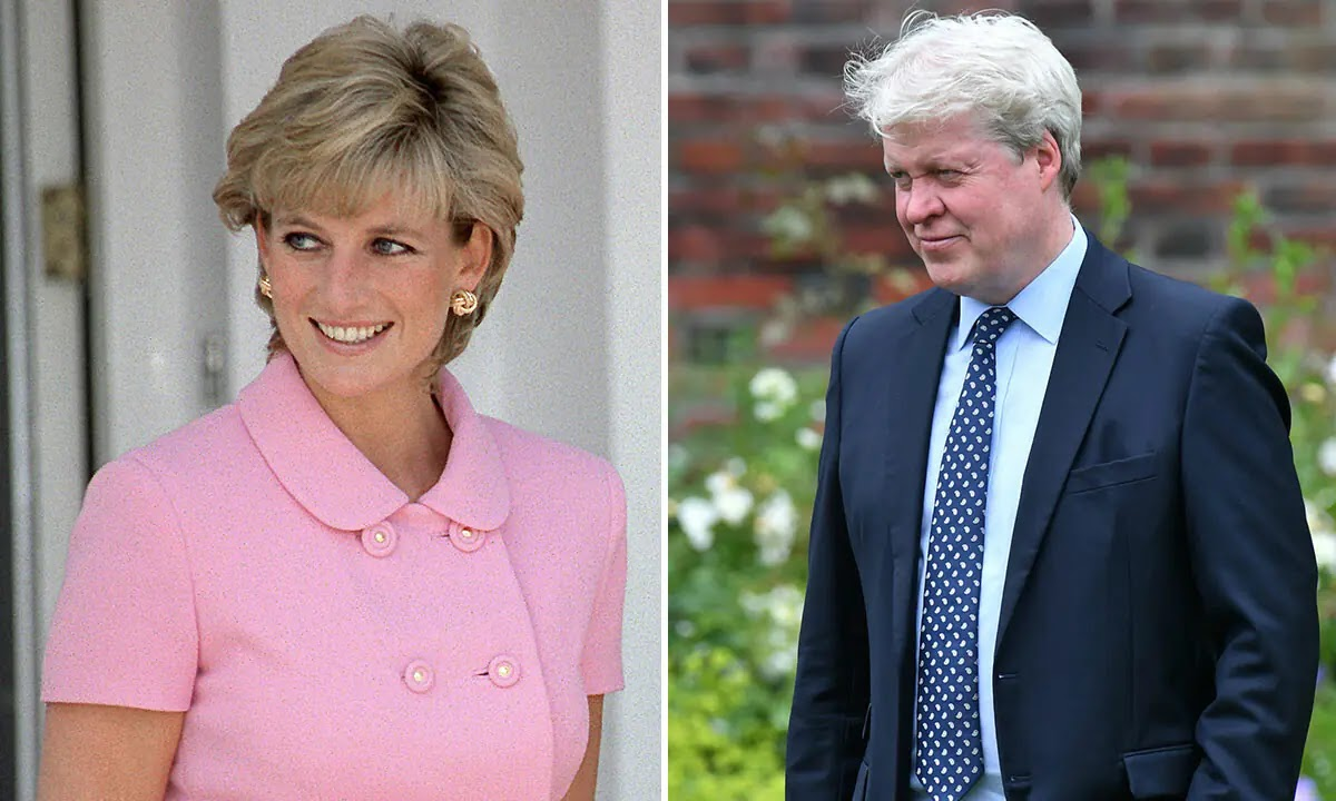 Charles Spencer reveals how he is marking Anniversary of Princess Diana's Death