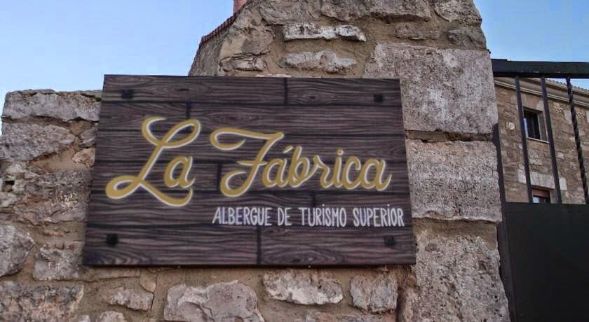 Albergue de peregrinos La Fábrica, Tardajos, Burgos, Camino de Santiago