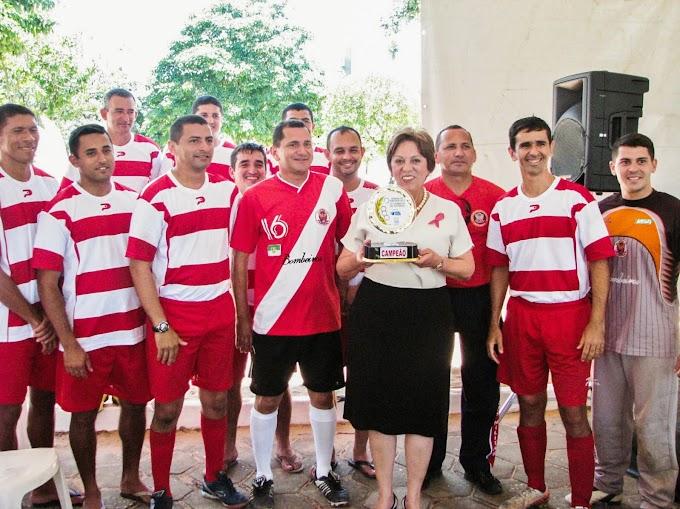 Natal: Governo do RN faz torneio de futebol comemorativo ao Dia do Servidor Público
