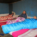 Warming up in Deurali