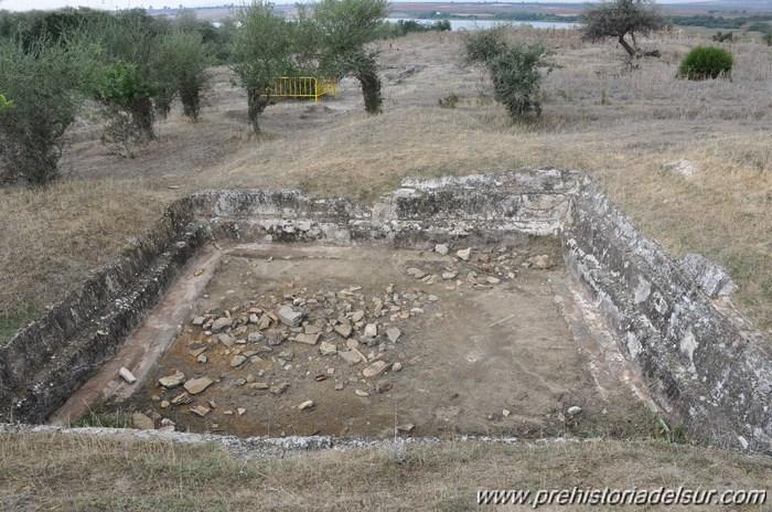 Villa Romana de El Santiscal