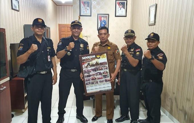 Ini Arahan Kepala Kesbangpol Pekanbaru Zulfahmi Adrian M.Si pada Senkom
