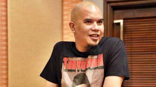 Ahmad Dhani Apresiasi Jokowi Soal Abdee Slank Jadi Komisaris Telkom