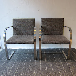 Knoll Brno Chairs by Mies Van Der Rohe #1