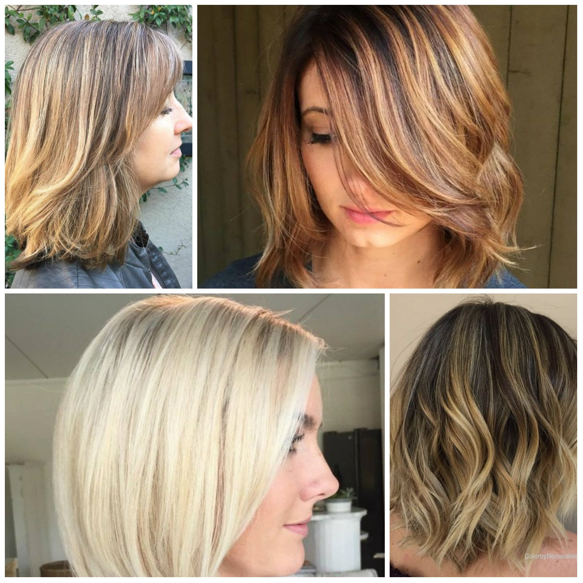 Medium Length Hairstyles And Haircuts For Women's 2018 4