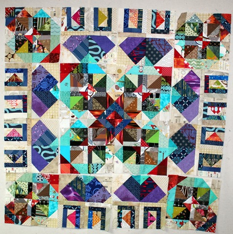 Dreaming in Fabric Quilt