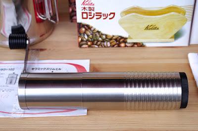 BanCa野田店:コーヒー器具セール:セラミック スリム ミル