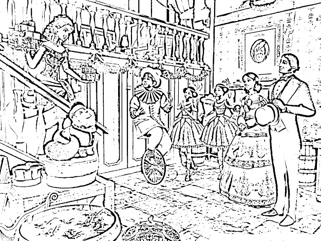 Christmas Coloring Pages For Adults  Dr Odd Inside Brilliant Fall Adult  Coloring Pages