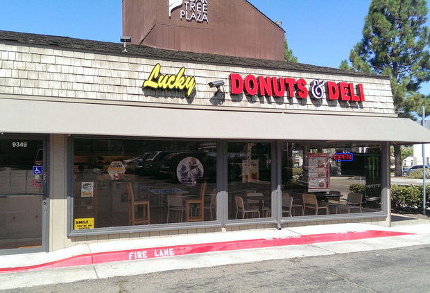 Lucky Donuts & Deli
