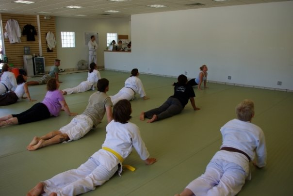 Grand Opening for A Center for Martial Arts