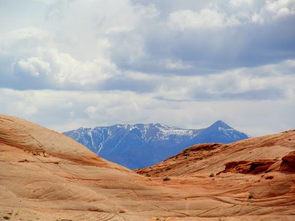 Sandstone and Mt. Ellen