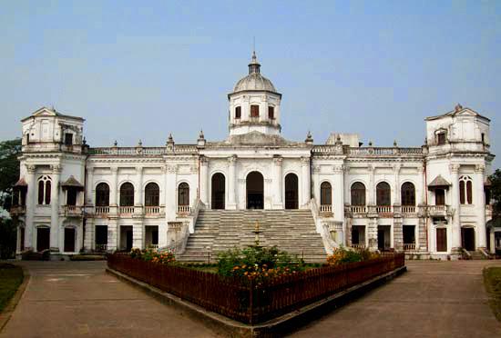 Tajhat Palace at Rangpur