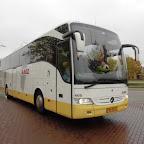 Mercedes Tourismo van AMZ bus 405