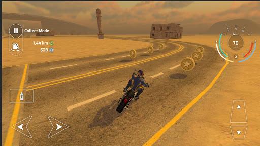 Motorbike Driving Simulator 3D  screenshots 5
