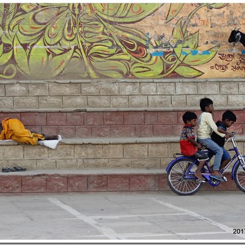 Pics from Varanasi (2017)