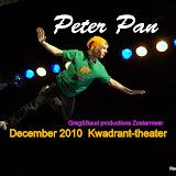 Peter Pan Generale + Kerstvoorstelling 2010
