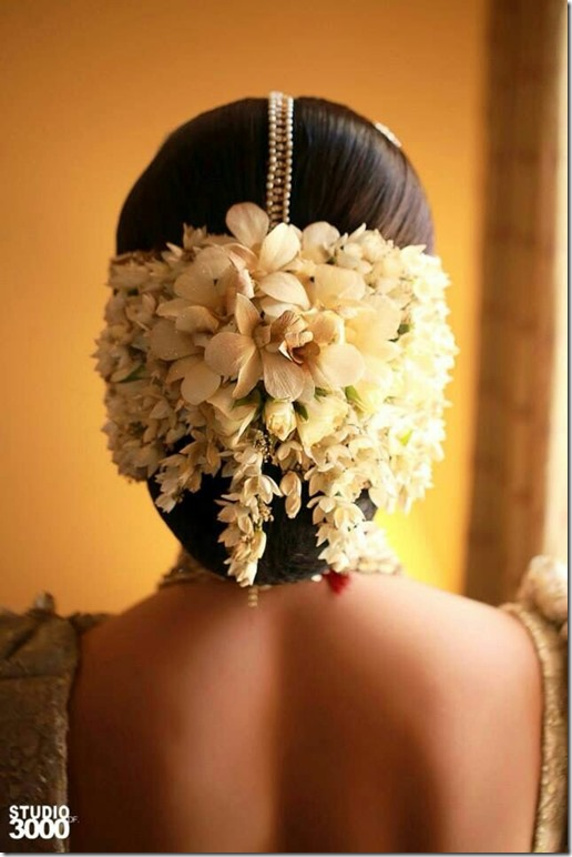 Indian Wedding Hairstyles (9)