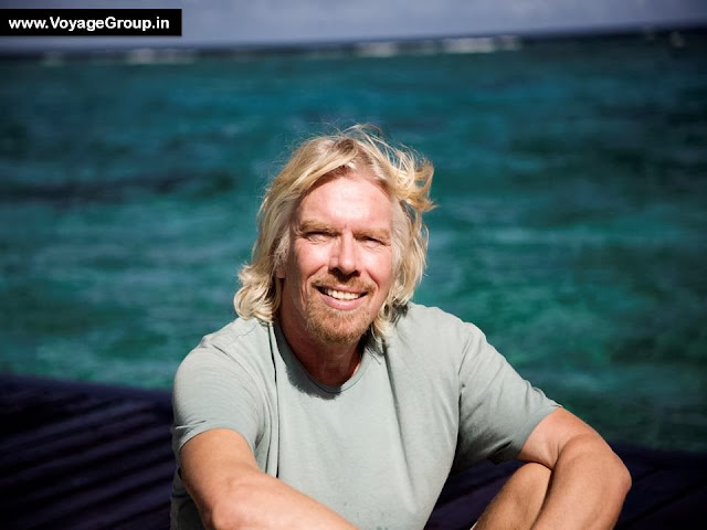 motivational thoughts, inspiring thought by Richard Branson,