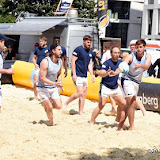 OIC - ENTSIMAGES.COM -  at the  London Beach Rugby  Event in London 31st July 2015 Photo Mobis Photos/OIC 0203 174 1069