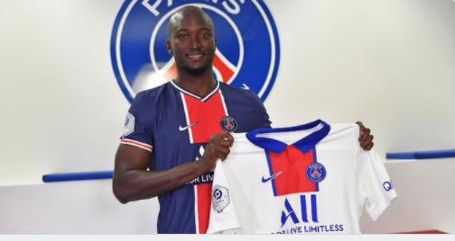 PSG Signs Danilo Pereira On Loan On Transfer Deadline Day