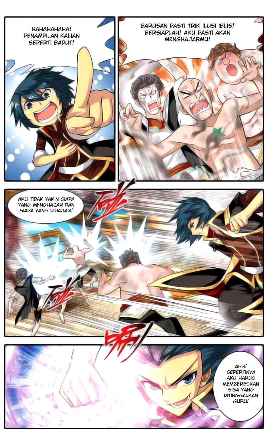 Dilarang COPAS - situs resmi www.mangacanblog.com - Komik battle through heaven 038 - chapter 38 39 Indonesia battle through heaven 038 - chapter 38 Terbaru 7|Baca Manga Komik Indonesia|Mangacan