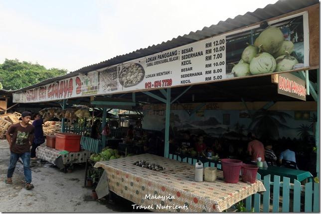 馬來西亞沙巴 九如河泛舟 溜索 (85)