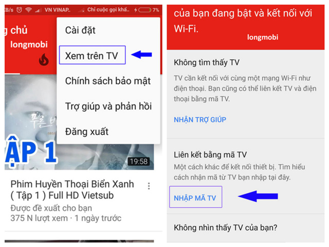ung dung hat karaoke tren tv box