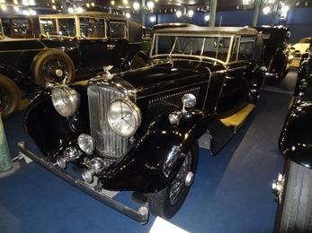 2017.08.24-241 Bentley cabriolet 4 ,25 litres 1937