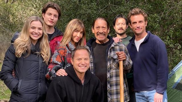 Tobin Bell y Danny Trejo protagonizan 'Wolf Mountain' de David Lipper