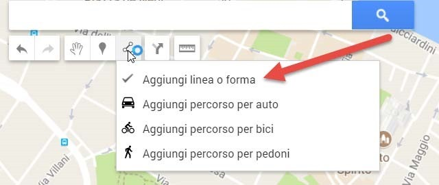 percorso-google-maps-linea