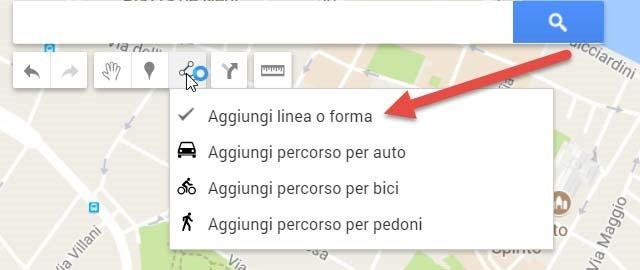 percorso-google-maps-linea